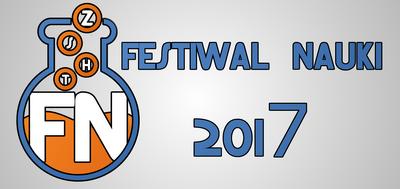 Festiwal Nauki 2017 - banner